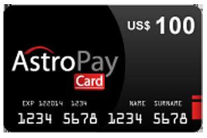 100 Dolar Astropay