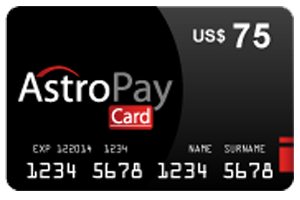 75 Dolar Astropay